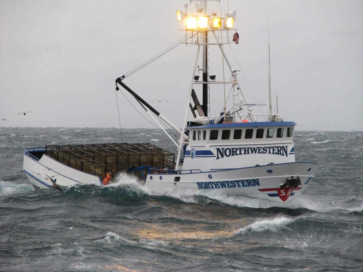 Pictures of the northwestern crab boat Deadliest Catch star Sig Hansen accused of sexually abusing his